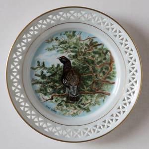 Bing & Grondahl, Plate, Animals in the Countryside | No. BNR11028-625 | DPH Trading