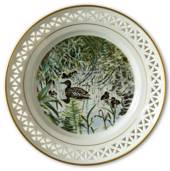Bing & Grondahl, Plate, Animals in the Countryside, Mallard
