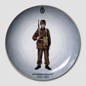 Memorial plate, The Home Guard Uniform 1949-1954, Bing & Grondahl