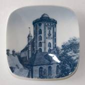 Plate with the Round Tower, Bing & Grondahl