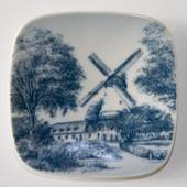 Plate with Dybbøl Mill, Bing & Grondahl