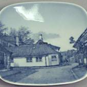 Plate with Hans Christian Andersen's House, Bing & Grondahl