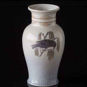 Easter vase with raven 1921, Bing & Grondahl | Year 1921 | No. BPV1921 | DPH Trading