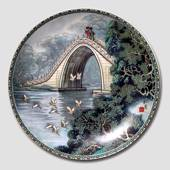 "Plate no 2 in the series ""The Summer Palace"""