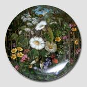 Fürstenberg, Plate in the series Wild Flowers