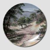 "Plate in the series ""Wonderful Nature"""