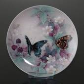 "W S George, Plate no 2 in the series, ""On Gossamer Wings"""