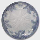 Christmas Roses and Christmas Star 1898, Bing & Grondahl Christmas plate