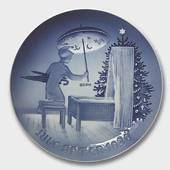 The Sandman 1939, Bing & Grondahl Christmas plate