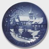 The Reverend's Farm 1992, Bing & Grondahl Christmas plate