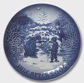 The Christmas Tree 2004, Bing & Grondahl Christmas plate