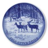 Christmas in the Woods 2009, Bing & Grondahl Christmas plate
