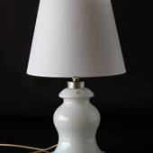 Holmegaard Oriental lamp, white - Discontinued