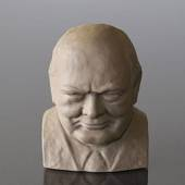 Great Statemen Winston Churchill Piggy Bank no. 1, 1979