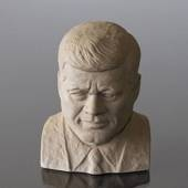 Great Statemen John F. Kennedy Piggy Bank no. 2, 1980