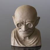 Great Statemen Mahatma Gandhi Piggy Bank no. 6, 1984