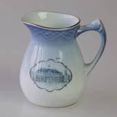 Castle Dinner set Cream jug (Amalienborg)