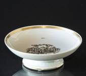 Royal Copenhagen Bowl with decoration, Hans Christian Andersen´s Fairytale ...
