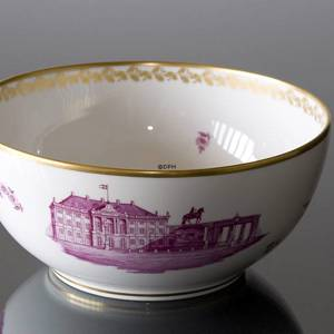 Margrethe Bowl 1972-1982, Royal Copenhagen | Year 1982 | No. DG1870 | Alt. DG.1870 | DPH Trading