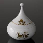 Jar Rosenthal, studio-linie, white with gold