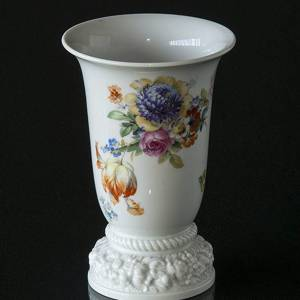 Rosenthal Vase with flowers 14 cm | No. DG3129 | DPH Trading
