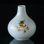 Vase Rosenthal Studio-Linie, white with gold