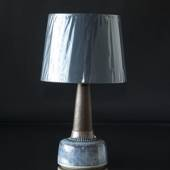 Blue/green Soholm lamp no. 1080, 32cm