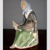 Girl from Skovshoved figurine Dahl Jensen