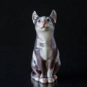 Cat figurine Dahl Jensen