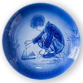 Dreams 1978,  Desiree Mother's Day plate Svend Jensen of Denmark