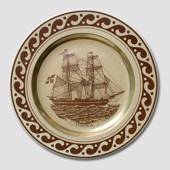 "Ships-plate ""Formica"""