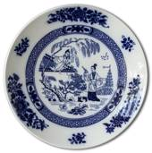 Chinese motif plate