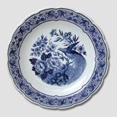 Plate with Birds and Flowers