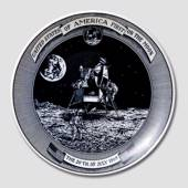 The Lunar Landing, July 20th 1969 United States first on the Moon