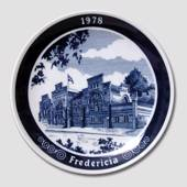 Yearplate with Fredericia
