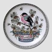 "Hutschenreuter Monthly plate ""December""16cm"
