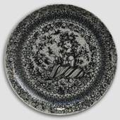 Spring Bjorn Wiinblad Four Seasons plate 17cm