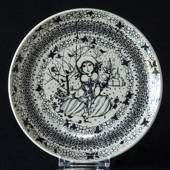 Winter Bjørn Wiinblad Four Seasons plate 17cm