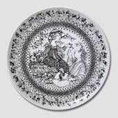 Autumn Bjorn Wiinblad Four Seasons plate 35cm