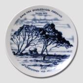 1972 Christmas plate, The South Schleswig Ass