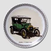 "Vintage Car Plate ""T Ford"""