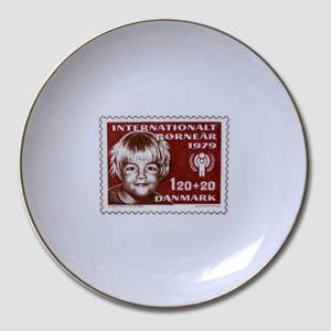 Stamp plate: International Year of the Children 1979, Weibel | Year 1979 | No. DV2082 | Alt. DV.1624 | DPH Trading