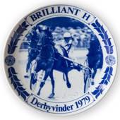 Millhouse Derby plates - various years from 1979 to 1985