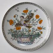 "Hutschenreuter Monthly plate ""July"""