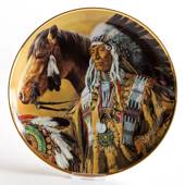 Plate - Pride of the Sioux, Villeroy & Boch