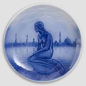 The Little Mermaid - 1972 Desiree Hans Christian Andersen Christmas plate