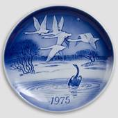 The Ugly Duckling - 1975 Desiree Hans Christian Andersen Christmas plate