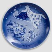 The Snow Queen - 1976 Desiree Hans Christian Andersen Christmas plate