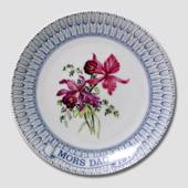1971 Mother's Day plate
