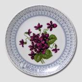 1980 Mother's Day plate